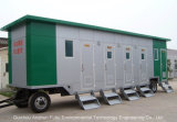 Outdoor Mobile Portable Trailer Toilet
