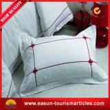 White Hotel Cotton Pillow Cover for Sale (ES3051736AMA)