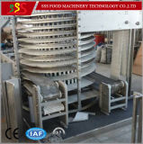 Ce IQF High Quality Single Spiral Freezer
