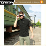 6 Colors Camo Outdoor Military Uniform Airsoft Hunting Tactical T-Shirt
