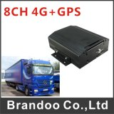Industrial 8 Channel 4G Mobile DVR with GPS