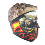 Full Face Skiing Wind Proof Veil Riding Face Mask (AM038)