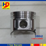 Excavator Diesel Engine Parts 3D84 for Piston with OEM (119813-22080)