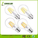 High Brightness 2W-8W Warm White Filament LED Light