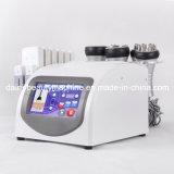 Lipo Laser Patch Thin Body RF 40k Ultrasonic Multipolar Vacuum Body Slimming Fitness Fat Burning Beauty Machine