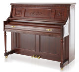 Moutrie (F12) Classica 124 Upright Piano Musical Instruments with Piano Bench