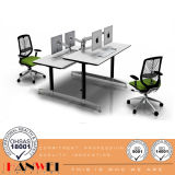 Height Adjustable Panel Top Table Wooden Furniture