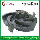 Wear Resistant Rubber Slurry Pump Part Impeller