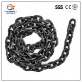 Black Oiled Alloy Steel Welded Link G80 Chain