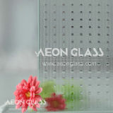 3mm, 4mm, 5mm, 6mm, 8mm Clear Pattern Glass