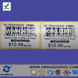 Customized Barcode Label (SZXY006)