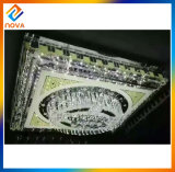 New High Class Crystal Ceiling Lamp for Lobby