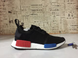 Nmd Runner R1 Primeknit White Og Triple Black Nice Kicks Men Women Running Shoes Sneakers Originals Nmds Classic Super Star Shoes