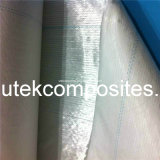 Backed Pet Veil Biaxial 800GSM Fiberglass Fabric for Pultrusion