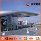 Best Quality Nano Technology PVDF Aluminum Composite Panel