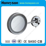 Bathroom Wall Mounted Magnifying Mirror with LED Light