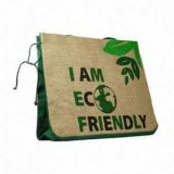 Jute Drawstring Bags for Food, Vegetables, Rice