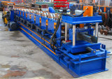 China Factory Galvanized Color Steel Gutter Roll Forming Machine