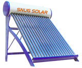 Color Steel Non-Pressure Solar Heater