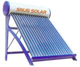 Color Steel Non-Pressure Solar Heater