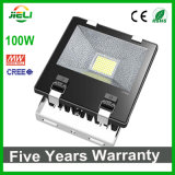 Top Quality CREE+Meanwell Project 100W LED Floodlight