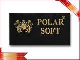 Luxury Suit Label Men Clothing Woven Satin Label