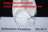 99.9% Powder Pharmaceutical Manufacturer CAS No. 303-42-4 Methenolone Enanthate