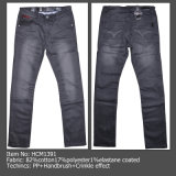 Coated Jeans, Fashion Men Jeans, Denim Jeans (HCM1391)