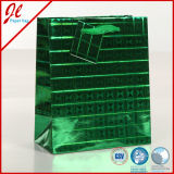 Holographic/Hologram/Laser Paper Bag Gift Bag for Gift Packing