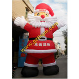 Hot Sale Inflatable Cartoon for Christmas /Happy Family