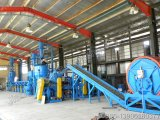 1000kg/Hr Waste Tire Recycling Line
