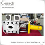Four Working Position Plate Type Continuous Screen Changer for Plastic Extrusion Machine