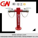 High Efficacy Fire Foam Hydrant