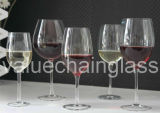 440ml Extra Flint Wine Glass with Crystal-Like Clarity (SR037)