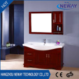 Wholesale Wood Bathroom Vanity Modern with Side Cabinet