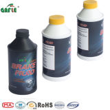 Premium DOT 3 Plastic Bottle Brake Fluid-350 Ml