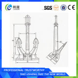 Steel Casting Stockless Baldt Anchor for Ship