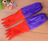 Cheap Custom PVC Working Waterproof Rubber Washing Gloves