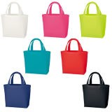 Recycled and Reusable Polyester Tote Bag