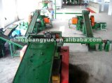 Scrap Tire Processing Machine for Used Tyre Recycling