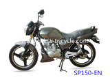 4 Stroke Motorcycle with 150cc (SP150-EN)