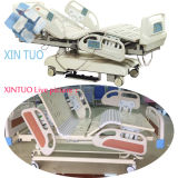 5 Functions ICU Beds Electric Medical Equipment Furniture Care Bed