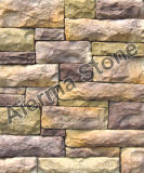 Lime Stone Castle Wall Style (SD-05)
