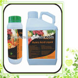 Soluble Organic Fertilizer Liquid Humic Acid