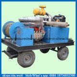 High Pressure Drain Pipe Cleaning Nozzle Sewer Pipe Cleaning Machine