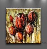 Flower Oil Painting / Flower Painting / Floral Art (FL1-013)
