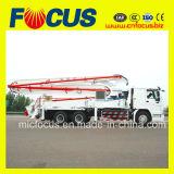 45m Mobile Concrete Pump Truck with Boom