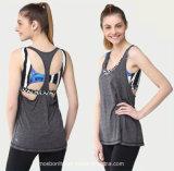 Hot Sale Women Yoga Vest with a Built in Bra Custom Gym Tank Top