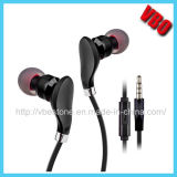 2015 New in-Ear Earphone Heaset with Mic and Silicone Earphone Covers