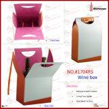 Custom Wine Packaging Hand-Made Bag (1704R5)